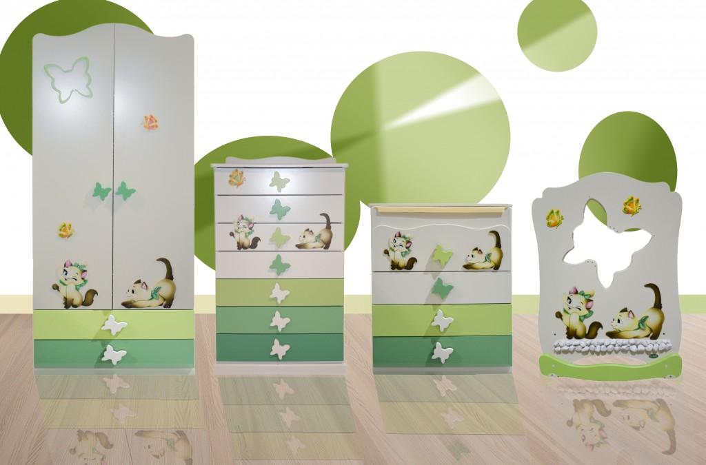 cameretta-amore-verde
