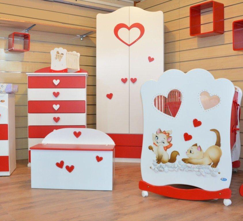 Camerette e Composizioni – Collezione Amore