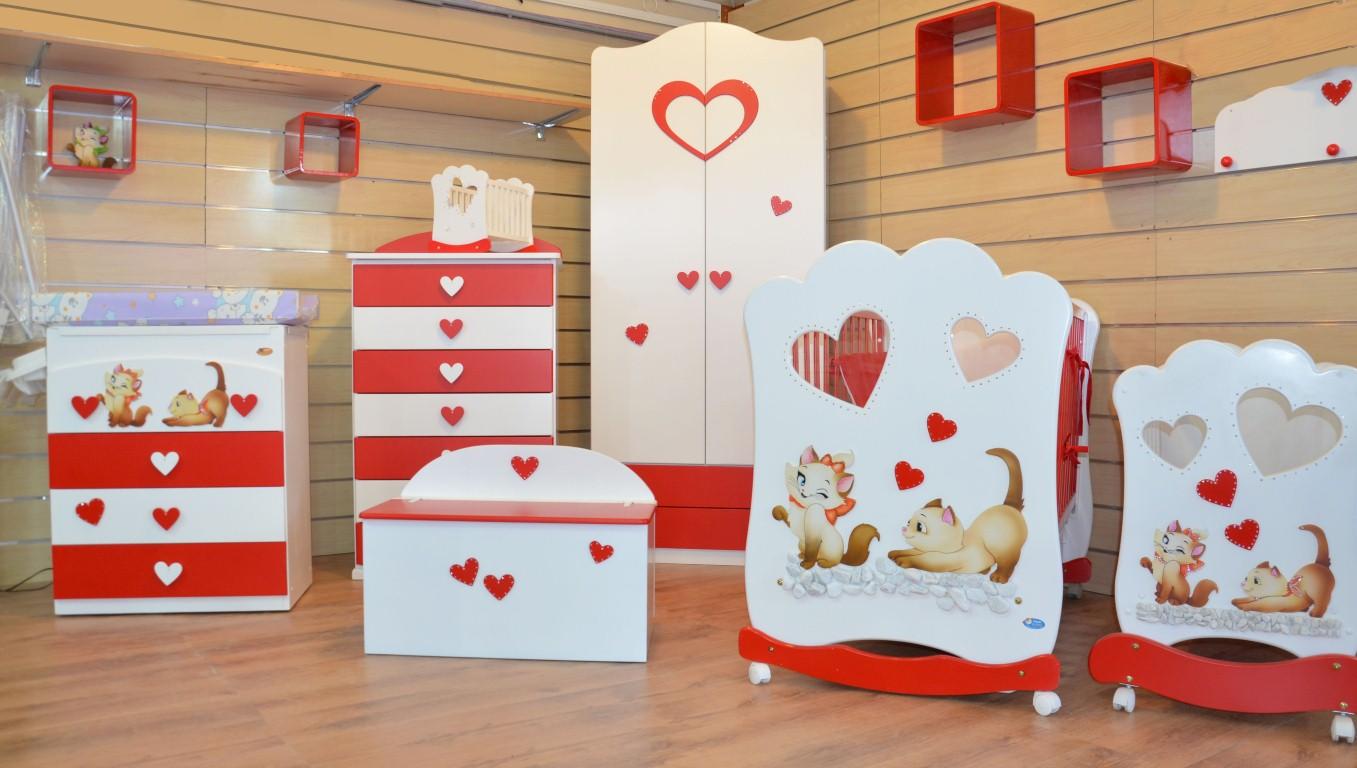 Decorare camerette per bambini fabbrica culle rende unica for Decorare una stanza per bambini