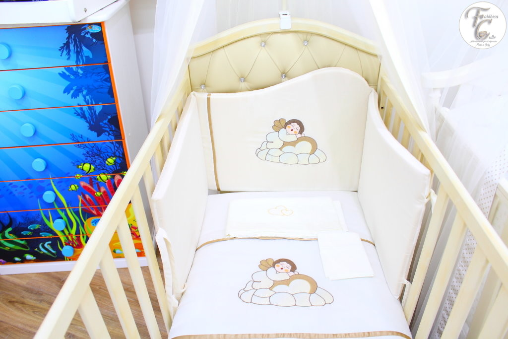 Culla da affiancare al letto robusta e unica nel suo - Culla neonato da attaccare al letto ...