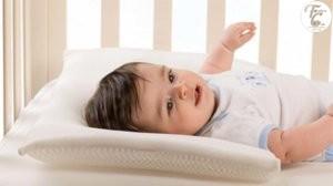 cuscino con poliuretano schiumato